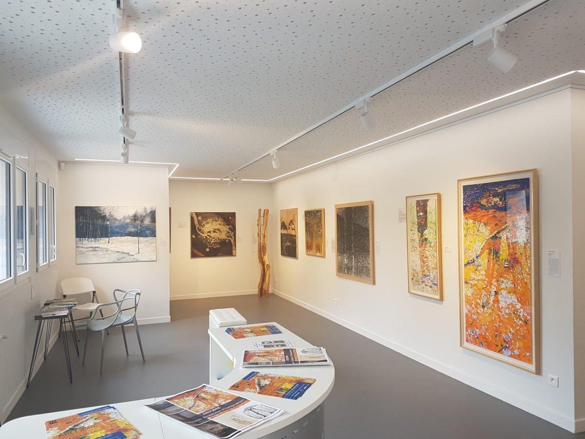 Nouvelles expositions à l'Espace Phil'Arts