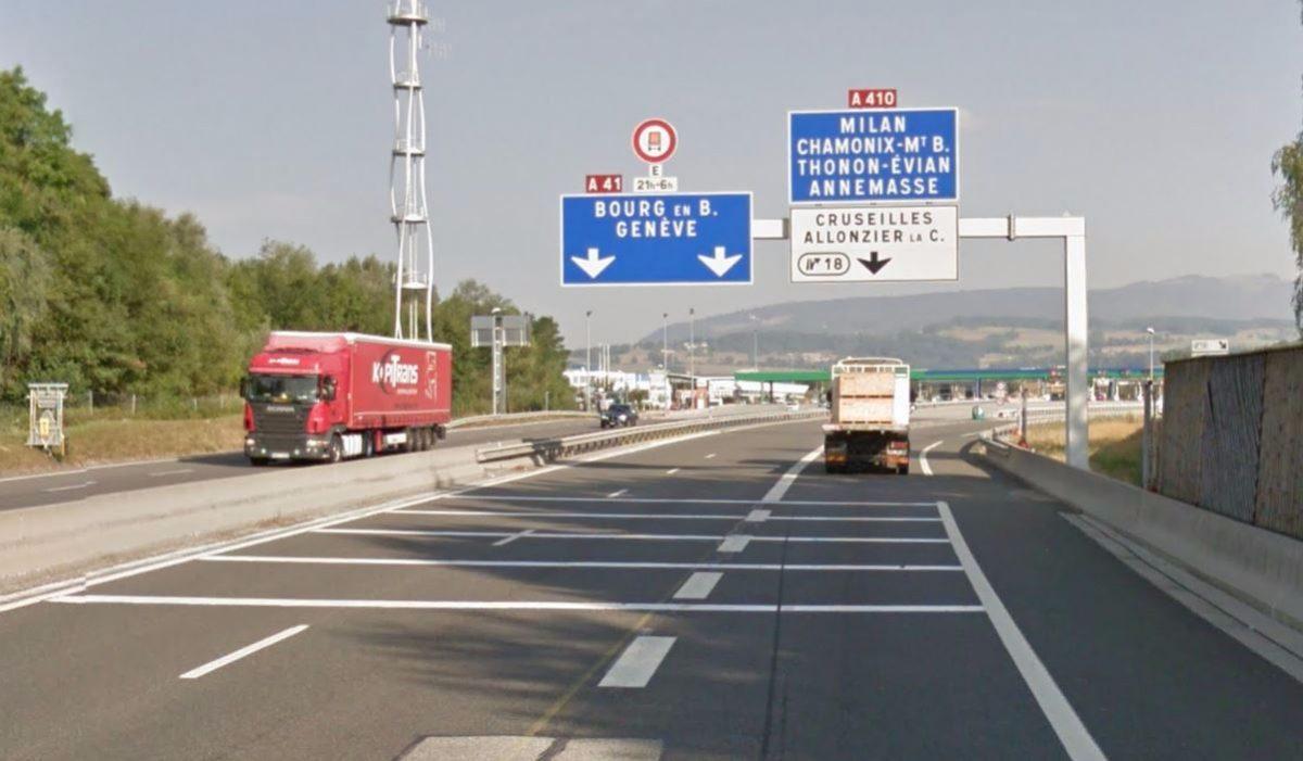 Enquête publique 2 X 3 voies de l'autoroute A41