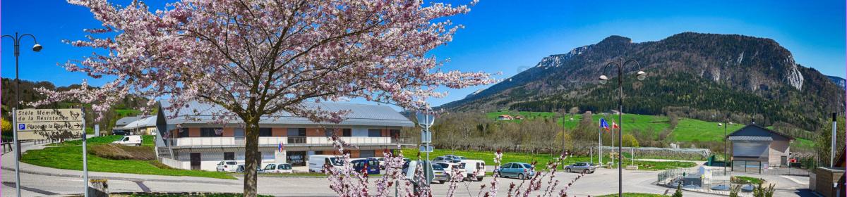Mairie Fillière printemps
