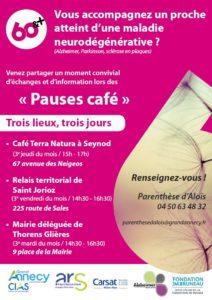 """Pause café """"Parenthèse d'Aloïs"""""""