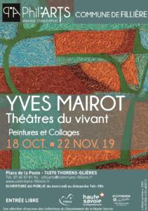 exposition Yves Mairot