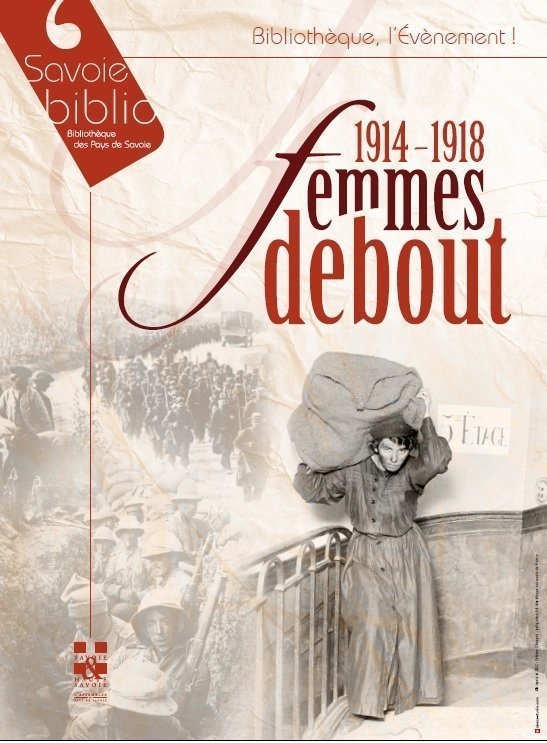"""Exposition """"Femmes debout"""", du 1er novembre au 31 décembre 2019"""