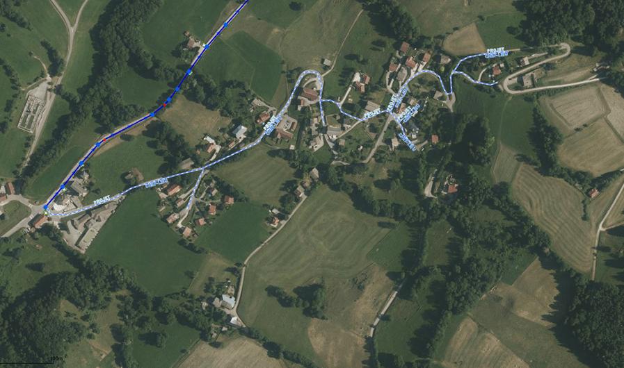 Crédit photo aérienne 2020 (plan des travaux) : RGD73-74