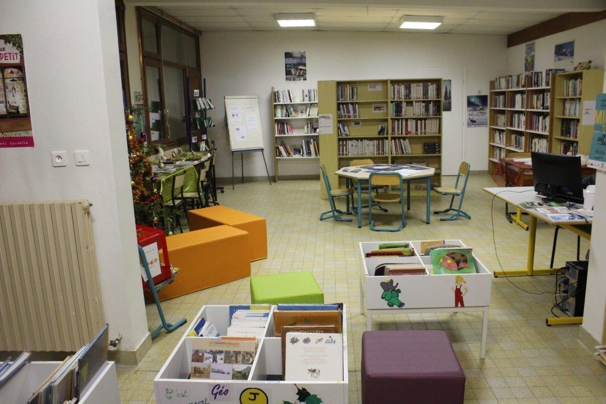 Bibliothèques fermées :  retour des prêts dans les mairies