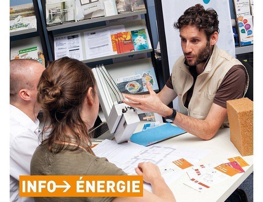 Permanences de l'Espace Info Energie
