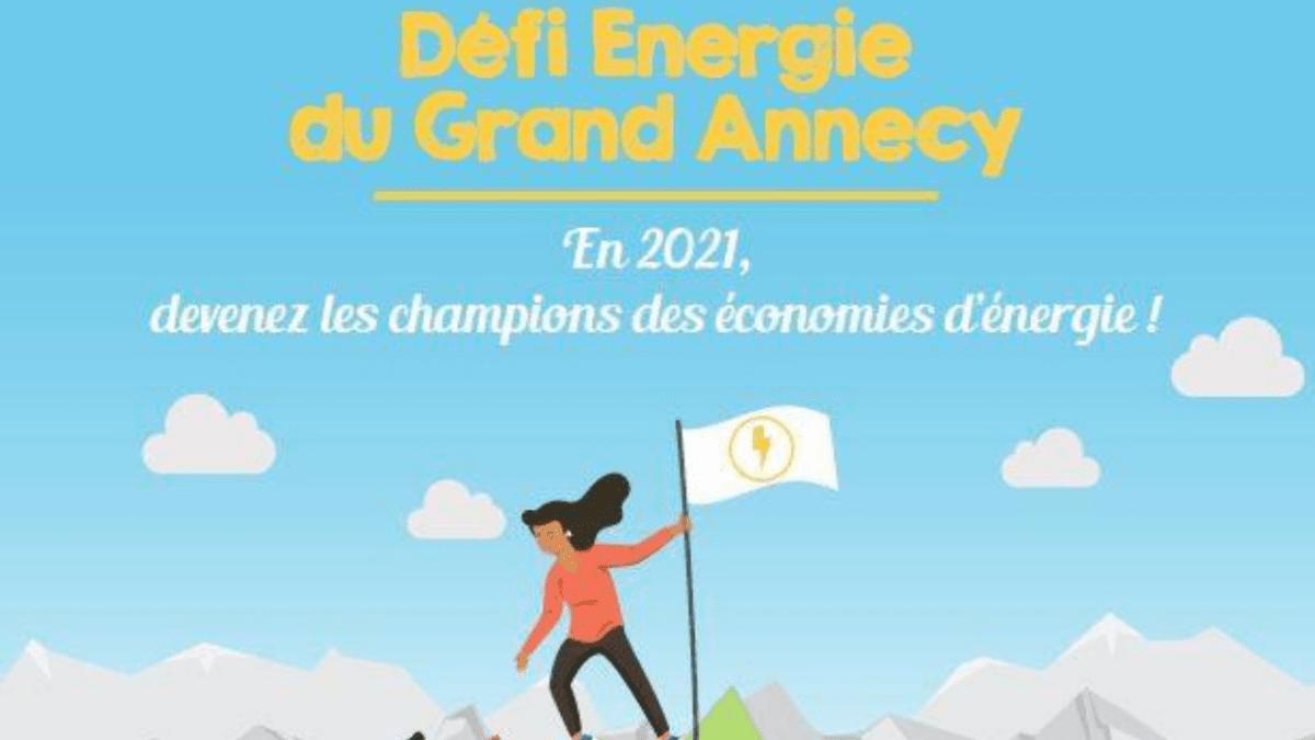 Défi énergie du Grand Annecy