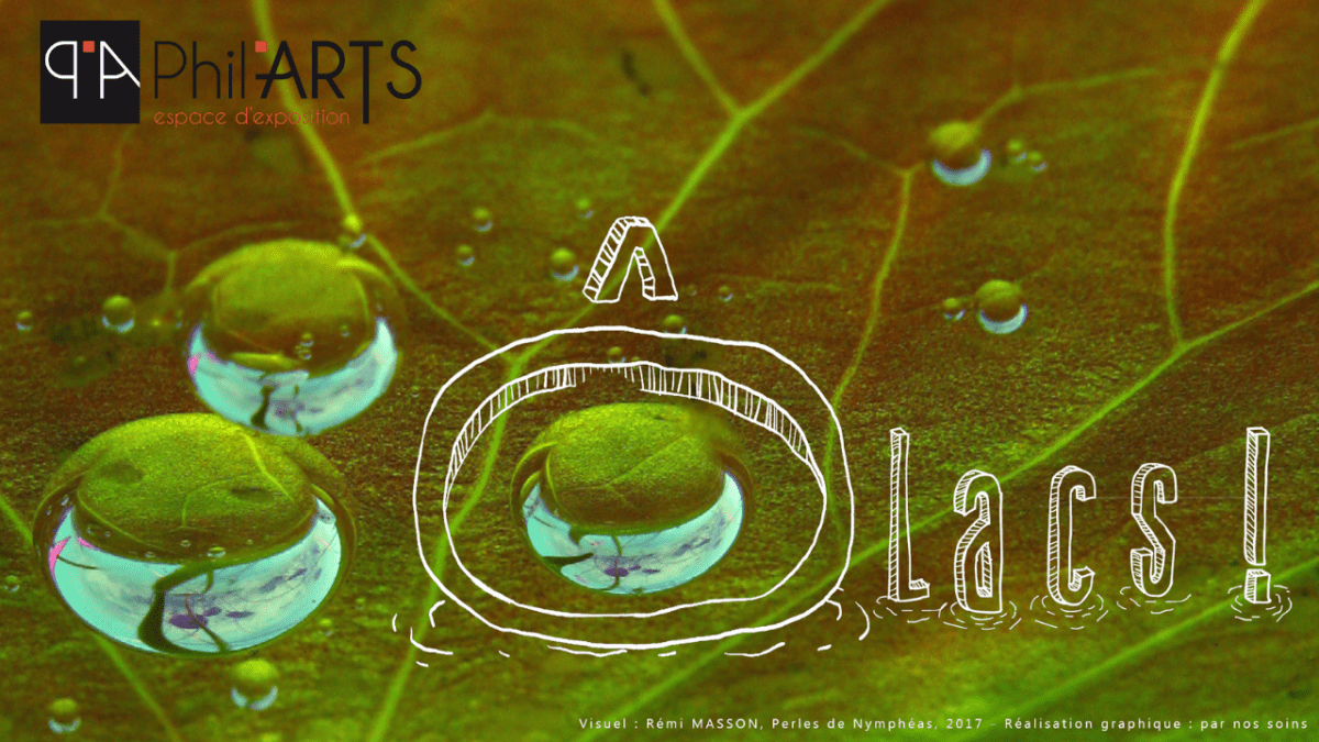 Visite virtuelle de l'exposition Ô Lacs !