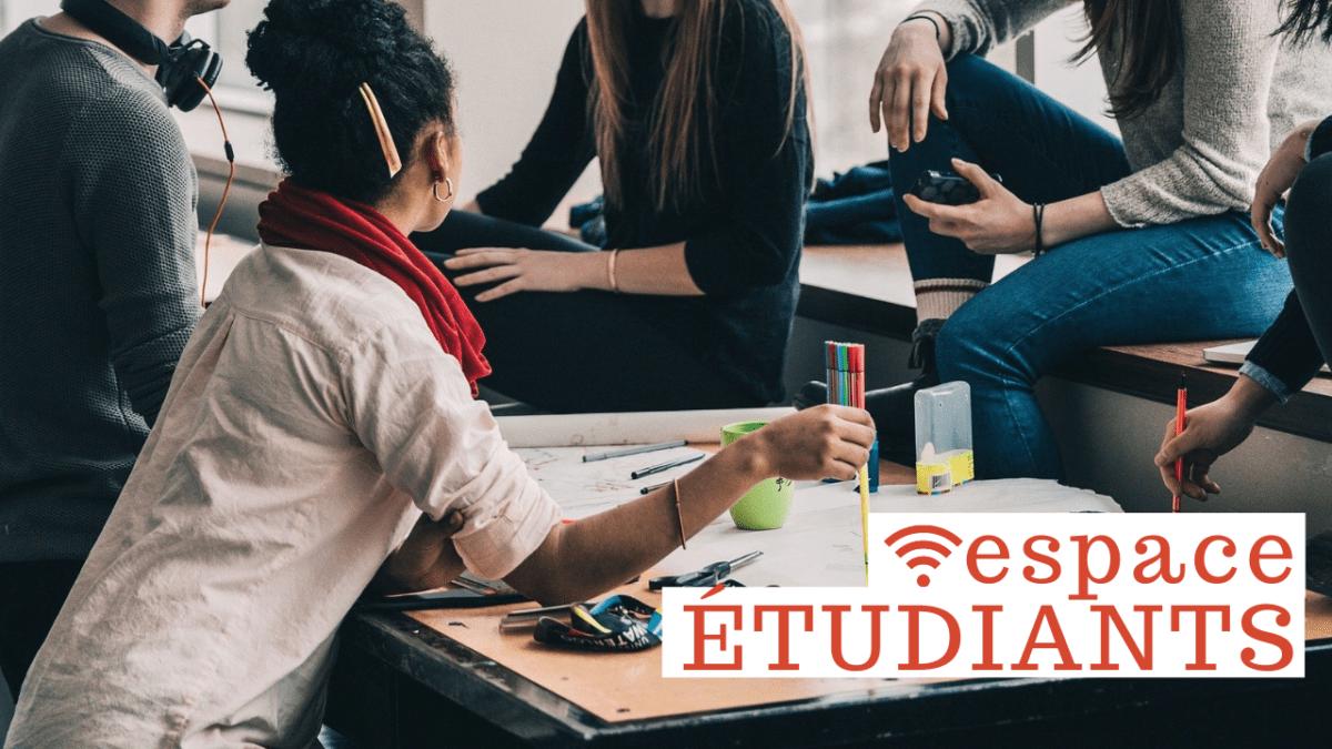 Un espace de travail solidaire pour les étudiants