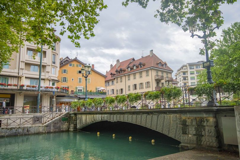 Travaux à Annecy : circulation impactée
