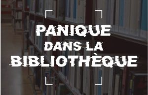 Panique dans la bibliothèque